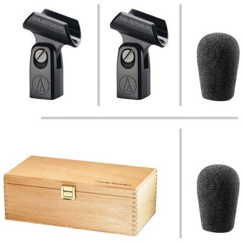 AT4041SP Studio Microphone Pack - Pair