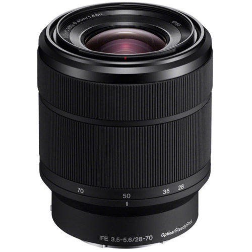 Alpha A7II w/ FE 28-70mm f/3.5-5.6 OSS Lens