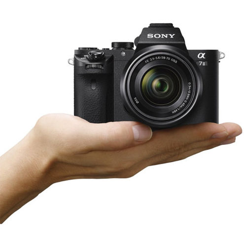 Alpha A7II Mirrorless Kit w/ FE 28-70mm f/3.5-5.6 OSS Lens
