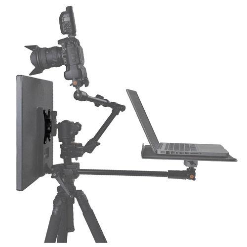 Go Vu Lite Monitor Brkt TethrTools Vesa, 75x75 & 100x100