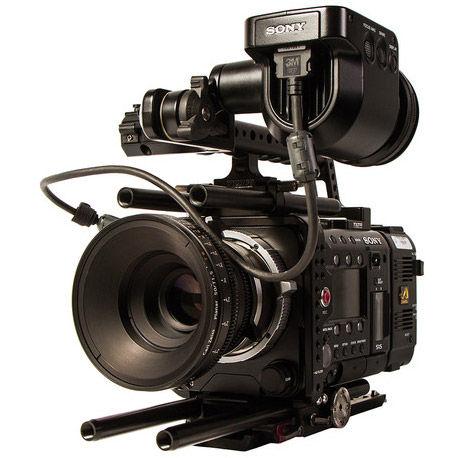 ES-T12 Tilta Sony F5/F55 Camera Rig