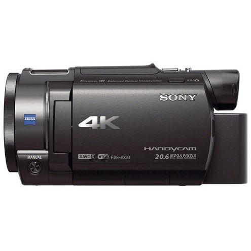 FDRAX33B 4K Camcorder