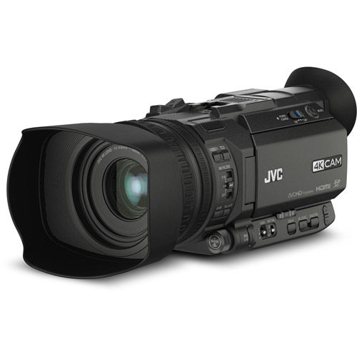 GY-HM170 4KCam Compact Camcorder