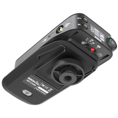 RodeLink Filmmaker Kit Wireless Microphone System - Beltpack Tx w/ Lav & Camera-Mount Rx