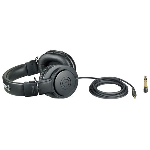 ATH-M20x Monitor Headphones Lightweight