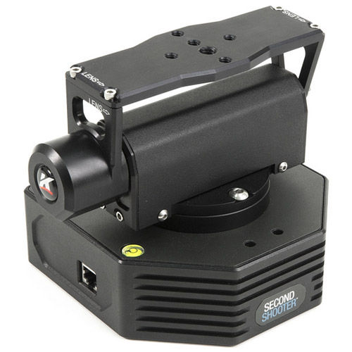 Second Shooter 3-Axis Bundle Included, Slider Motor, Pan/ Tild Head, and Controller