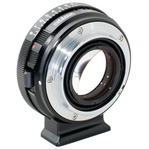 Nikon G to Xmount Speed Booster Ultra