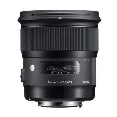 ART 24mm f/1.4 DG HSM Lens for Canon