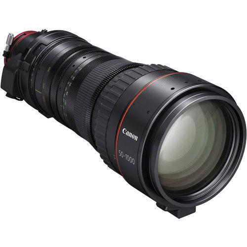 CN20x50 KAS S Cine-Servo 50-1000mm T5-8.9