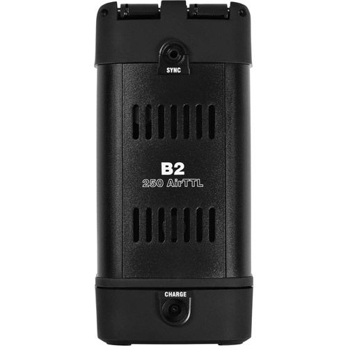B2 250 AirTTL To-Go Kit w/1xB2 250 Pack, 1xB2 Head 1xB2 Battery, 1xBattery Charger & B2 Carrying Bag