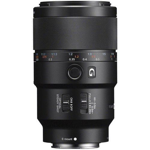 SEL FE 90mm f/2.8 Macro G OSS E-Mount Lens