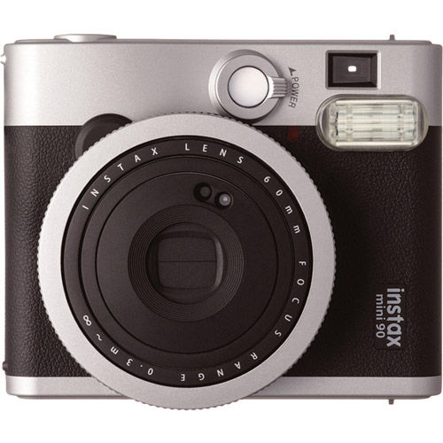 Instax Mini 90 Neo Classic Camera Black