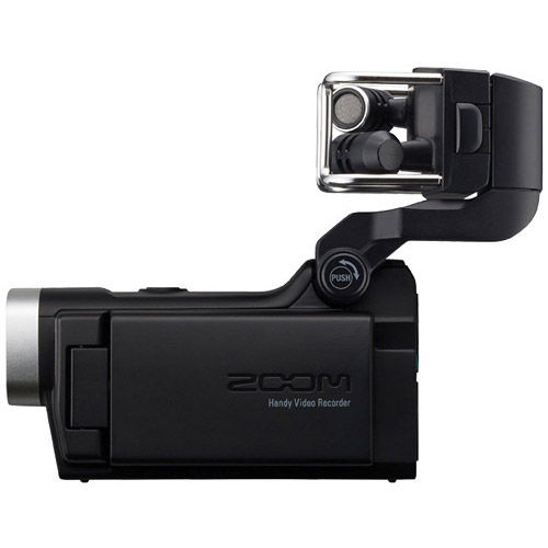 Q8 Handy Video Recorder and 4- Track Audio Recorder with XLR