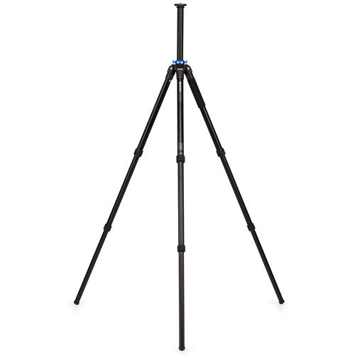 Mach3 Series 4 Aluminum Tripod 3 Section Long Tripod - TMA47AL