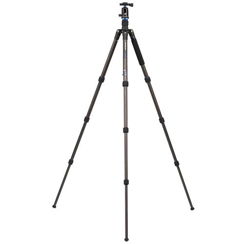 Travel Angel Series 2 4 Section Carbon Fibre Tripod Kit with V1 Ball Head - FTA28CV1
