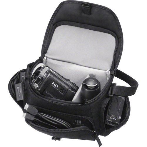 LCS-U21 Soft Carrying Case Black