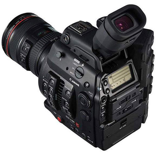 Canon EOS C300 Mark II EF with Dual Pixel CMOS AF (Body Only)