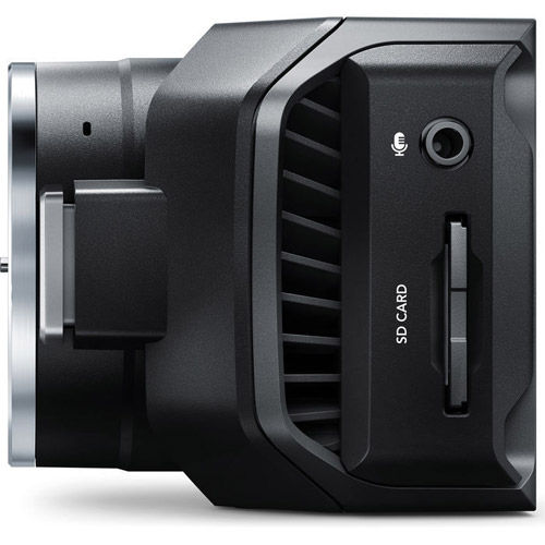 Micro Cinema Camera Super16 Sensor - MFT