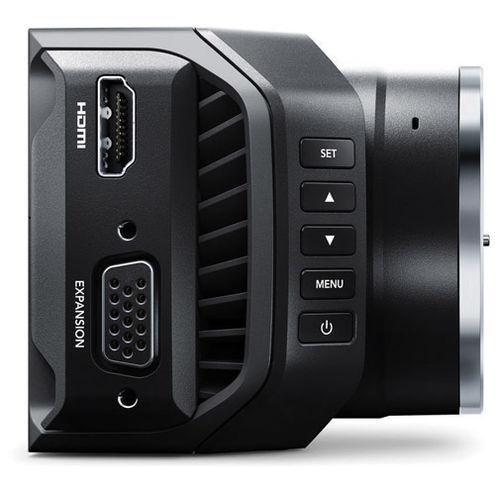 BlackMagic Micro Studio Camera 4K - Super16 Sensor
