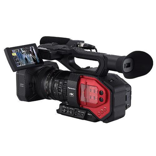 AG-DVX200 4K Camcorder with Single 4/3 MOS Sensor