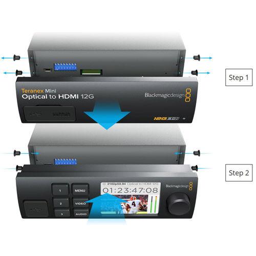 Teranex Mini - Smart Panel (For Web Presenter)