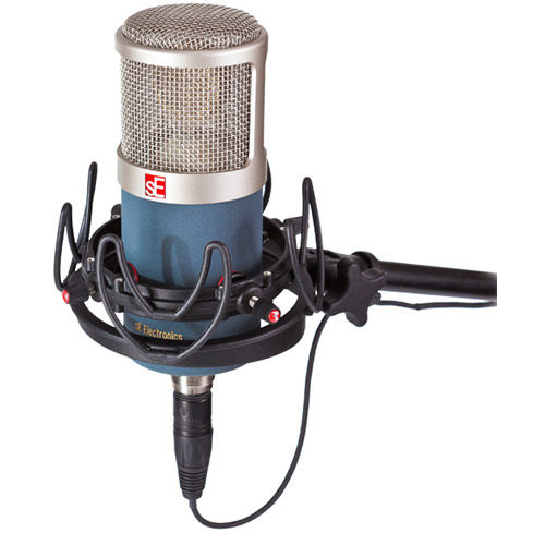 InVision Studio USM-VB Universal Large Diaphragm Mic Studio Mount, 55-68mm mics