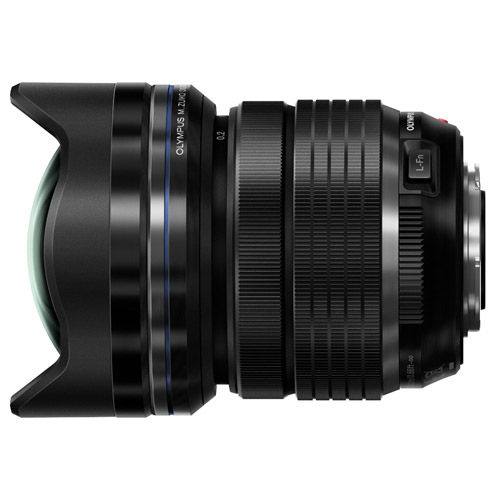 M.Zuiko ED 7-14mm f/2.8 PRO Lens