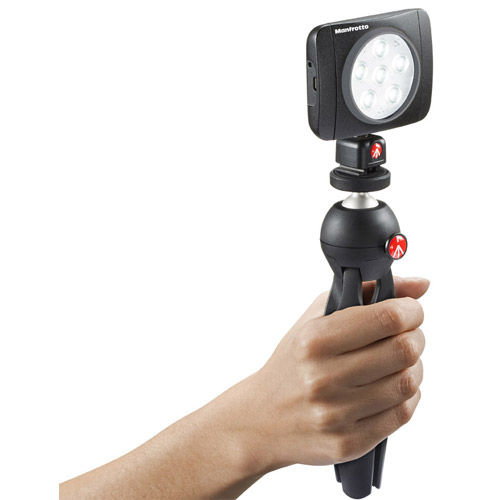 Lumie Art 6-Light LED with Shoe Mount and 3 Filters
