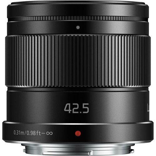 Lumix G 42.5mm f/1.7 ASPH Power OIS Lens