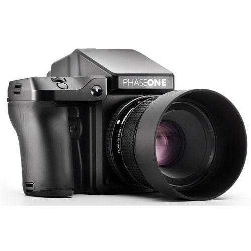 XF Camera Body with Prism Viewfinder