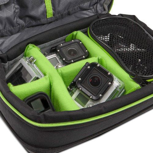 KAC-101 Dual GoPro Case