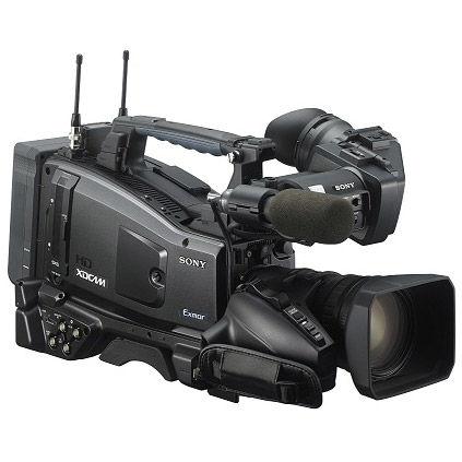 """PXW-X320 1/2"""" Type Exmor CMOS XDCAM Camcorder with 16x Zoom Lens"""