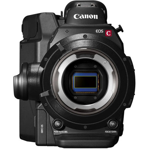EOS C300 Mark II PL with Dual Pixel CMOS AF (Body Only)