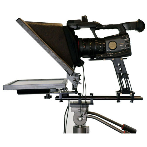 "Triton2 19"" Teleprompter Sled System with ZaPrompt Pro"