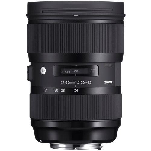 24-35mm f/2.0 DG HSM Art Lens for Canon