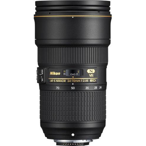 AF-S NIKKOR 24-70mm f/2.8 E ED VR Lens