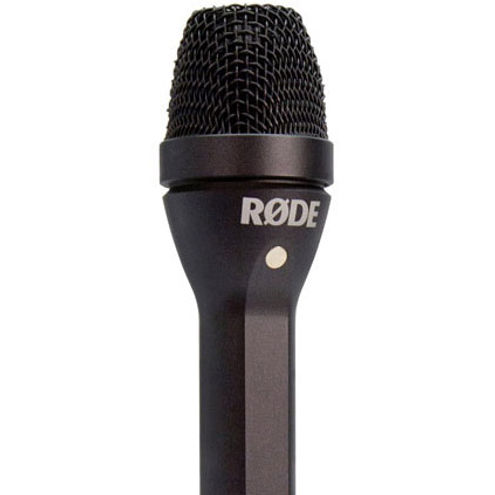 Reporter Omnidriectional Mic w/ DR-10X Stereo Recorder