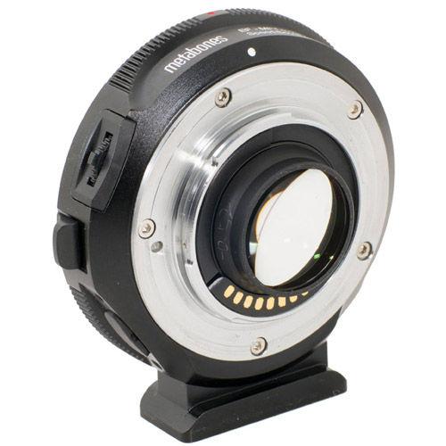 Canon EF - Micro 4/3 T Speed Booster XL 0.64x - Black Matt