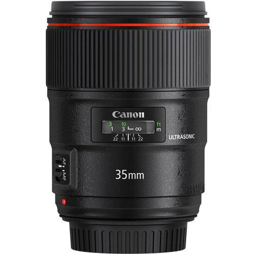 EF 35mm F1.4L ll USM Lens