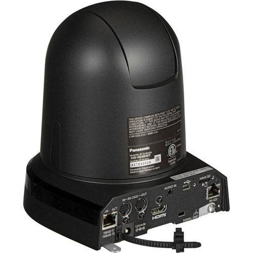 AW-HE40HKPJ 30x Zoom HDMI PTZ Camera w/ Black Finish