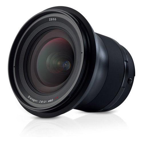 Milvus 21mm f/2.8 ZF.2 Lens