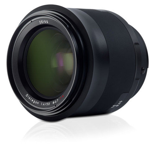 Milvus 50mm f/1.4 ZF.2 Lens