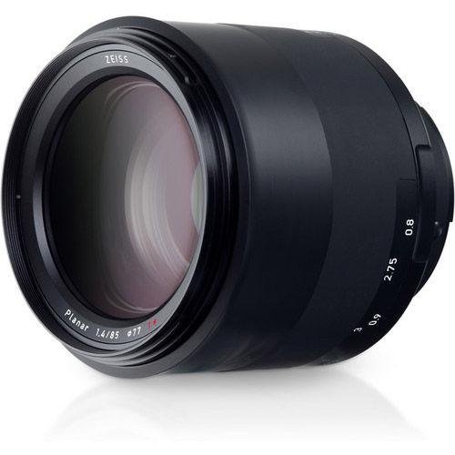 Milvus 85mm f/1.4 ZF.2 Lens