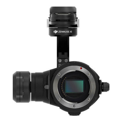 Zenmuse X5 Gimbal with Lens