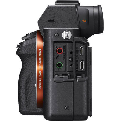 Alpha A7SII Mirrorless Body
