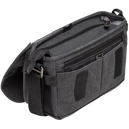 Cooper 8 Messenger Bag - Grey