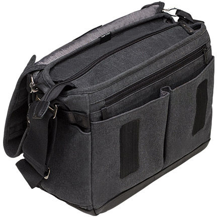 Cooper 13 Messenger Bag - Grey