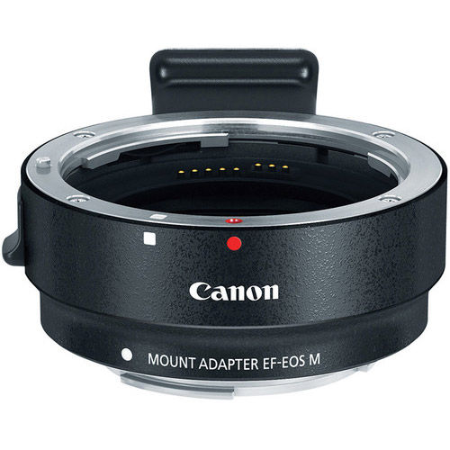 Mount Adaptor EF-EOS-M