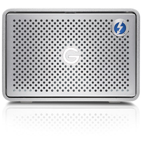 12TB G-RAID 12GB Thunderbolt 2 USB 3  (2 x 6TB) Removable Dual-Drive Storage System