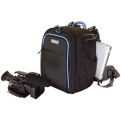 OR-24 Video Backpack Black